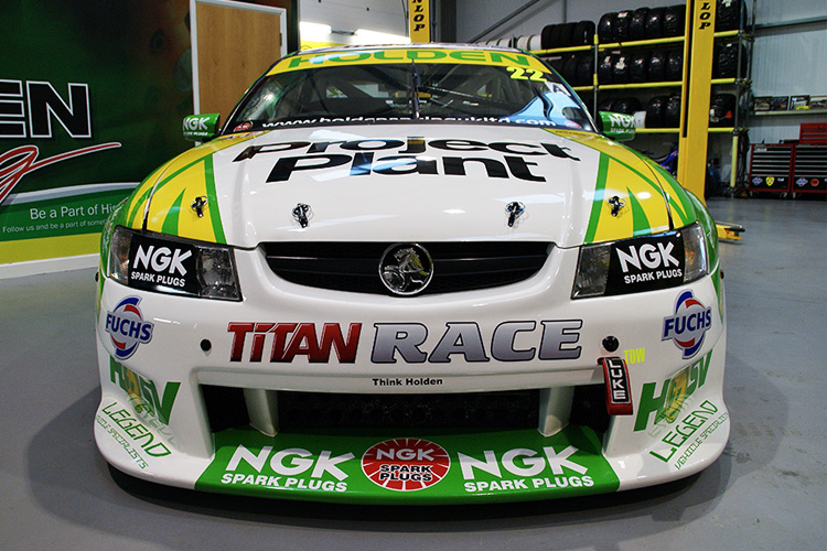 Holden front
