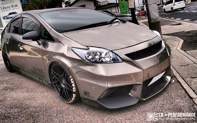 Prius On Steroids >> Ngk Torque A Walk On The Wild Side