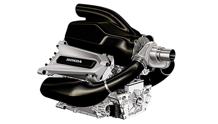 Honda F1 2015