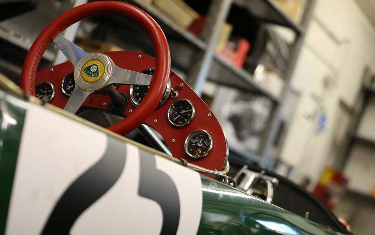 Lotus 25 Jim Clark