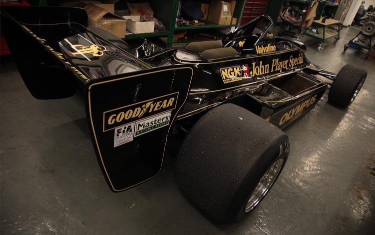 Lotus 79 NGK