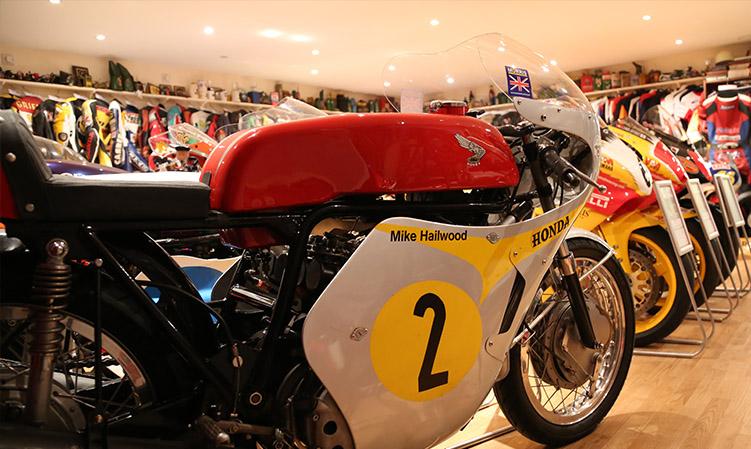 Oswestry Road Racing Museum 2