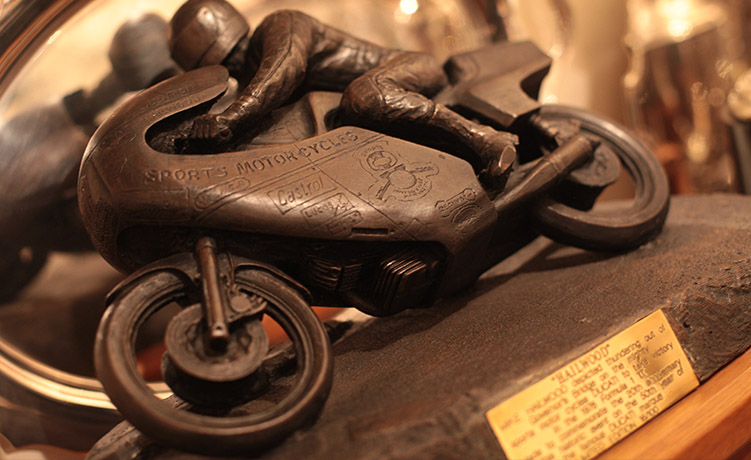 Oswestry Road Racing Museum 5