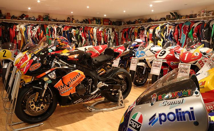 Oswestry Road Racing Museum 7