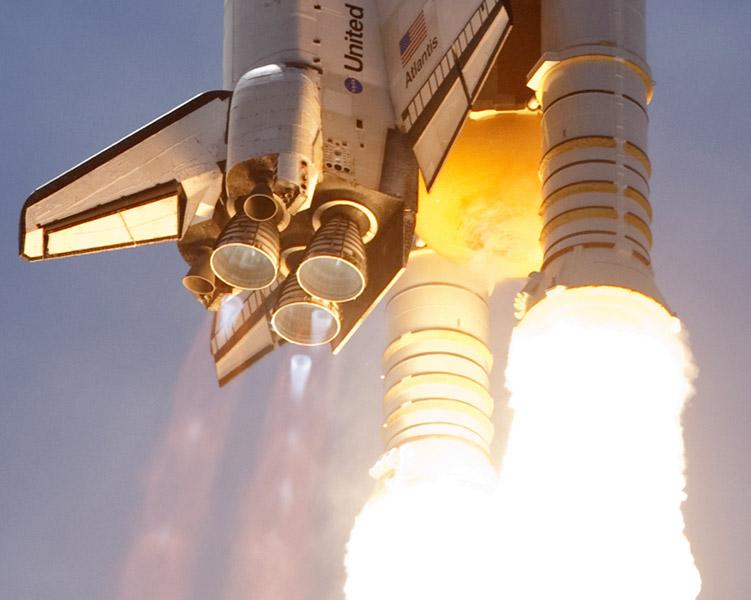 space shuttle habitable volume - photo #38